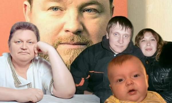 Неизвестный сын Михаила Евдокимова