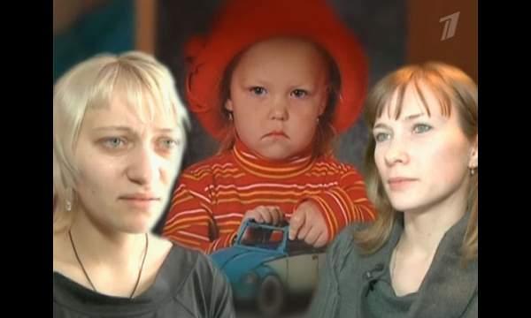 Тётя Юля – моя мама
