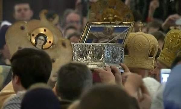 Чудеса пояса Пресвятой Богородицы