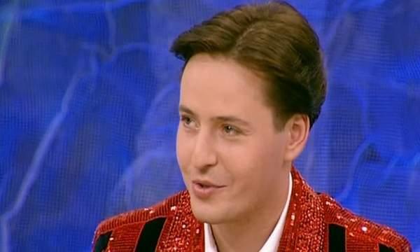 Первое телеинтервью Витаса (повтор от 10.01.2012)