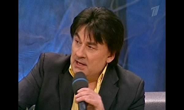 Александр Серов: я люблю тебя до слез