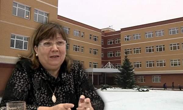 Закрытая школа Маши Распутиной
