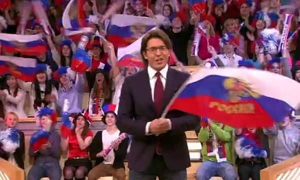 Снимите видео в поддержку российских олимпийцев