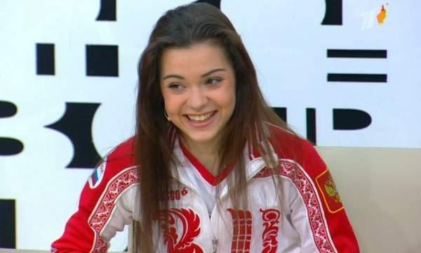 Аделина Сотникова - новая легенда