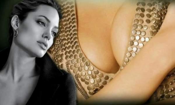 Новая грудь Анджелины Джоли