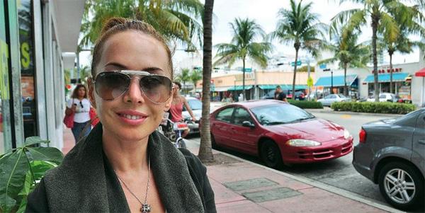 Жанна Фриске дала интервью НТВ после возвращения в Москву