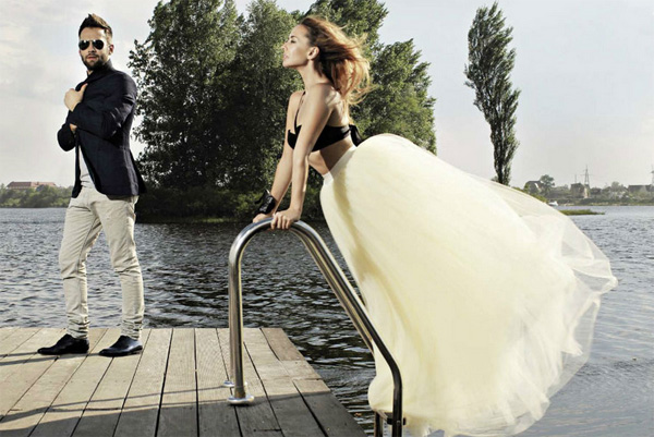 Жанна Фриске и Дмитрий Шепелев сыграют свадьбу