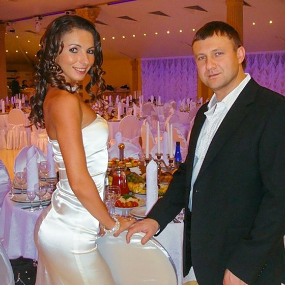 С любовницей Михаила Терехина развелся муж
