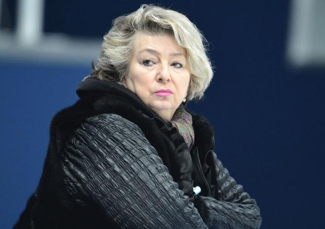 Татьяна Тарасова назвала причину провала российских фигуристов на ЧМ-2015 в Шанхае