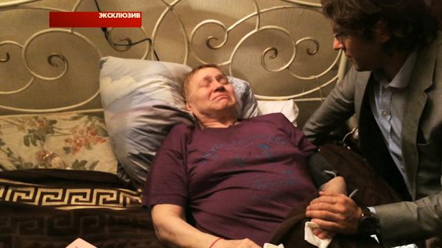 Актрису Нину Русланову выгоняют из квартиры. Часть 2. Самые драматичные моменты